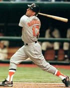 BJ Surhoff Baltimore Orioles 8X10 Photo