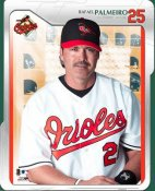 Rafael Palmeiro Studio LIMITED STOCK Baltimore Orioles 8X10 Photo