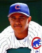 Angel Guzman Chicago Cubs 8X10