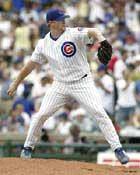 Jon Leicester Chicago Cubs 8X10