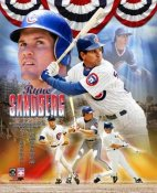 Ryne Sandberg Legends Chicago Cubs 8X10