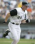 Joe Borchard Chicago White Sox 8X10