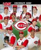 2005 Cincinatti Reds Team Composite 8X10