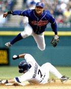 Ronnie Belliard Cleveland Indians 8X10