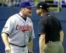 Eric Wedge Cleveland Indians 8X10