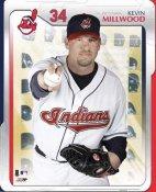 Kevin Millwood Studio Cleveland Indians 8X10