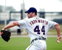 Kyle Farnsworth Detriot Tigers 8X10