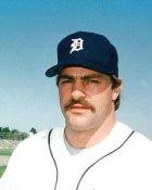Kirk Gibson Detriot Tigers 8X10