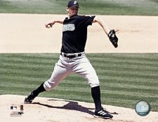 AJ Burnett LIMITED STOCK Florida Marlins 8X10 Photo
