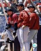 Jeff Bagwell, Lance Berkman, Craig Biggio Astros 8X10 Photo  LIMITED STOCK