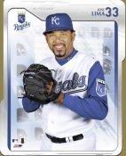 Jose Lima Studio Kansas City Royals 8X10