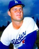 Don Drysdale Los Angeles Dodgers 8X10 Photo