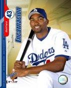 Juan Encarnacion Studio Los Angeles Dodgers 8X10