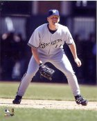 Lyle Overbay Milwaukee Brewers 8x10 Photo