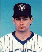Paul Molitor Milwaukee Brewers 8x10 Photo