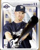 Lyle Overbay 2005 Studio Brewers 8x10 Photo