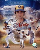 Paul Molitor Legends Minnesota Twins 8X10