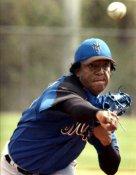 Pedro Martinez 3 New York Mets 8X10