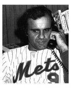 Joe Torre New York Mets 8X10
