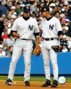 Alex Rodriguez &  Derek Jeter Yankees LIMITED STOCK 8X10 Photo