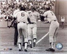 Bucky Dent 1978 Home Run New York Yankees 8X10 Photo LIMITED STOCK