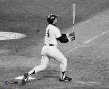 Reggie Jackson 1977 World Series Game 6 3rd HR 8X10 Photo LIMITED STOCK  (Photo has hologram)