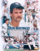 Don Mattingly Legends New York Yankees 8X10