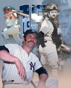 Thurman Munson Legends New York Yankees 8X10