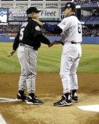 Torre McKeon WS 03 New York Yankees 8X10