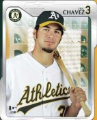 Eric Chavez Studio Oakland Athletics 8X10