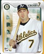 Bobby Crosby Studio Oakland Athletics 8X10