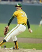Rollie Fingers Oakland Athletics SATIN 8X10 Photo