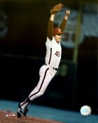 Tug McGraw Final Out World Series Philadelphia Phillies 8X10 Photo