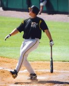 Brad Eldred Pittsburgh Pirates 8X10