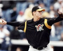 Kip Wells Pittsburgh Pirates 8X10