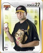 Josh Fogg Studio Pittsburgh Pirates 8X10