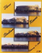 Three Rivers Stadium Implosion LIMITED STOCK 8X10 Photo