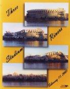 Three Rivers Stadium Implosion LIMITED STOCK 8X10 Photo