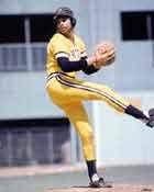 John Candellaria Pittsburgh Pirates 8X10 Photo