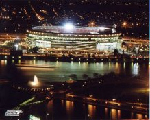 Three Rivers Stadium LIMITED STOCK Pittsburgh Pirates 8X10 Photo
