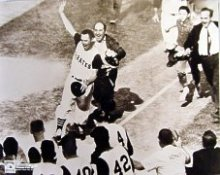 Bill Mazeroski 1960 World Series Home Run Pittsburgh Pirates 8X10
