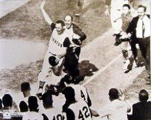Bill Mazeroski 1960 World Series Home Run Pittsburgh Pirates 8X10 Photo LIMITED STOCK