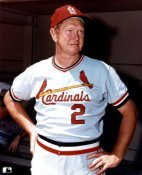 Red Schoendienst LIMITED STOCK St Louis Cardinals 8X10 Photo