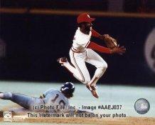 Ozzie Smith St. Louis Cardinals 8X10