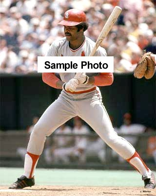 Reggie Smith LIMITED STOCK St. Louis Cardinals 8X10