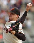 Kevin Correia San Francisco Giants 8X10 Photo