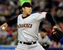 Brett Tomko San Francisco Giants 8X10