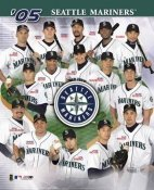 Seattle Mariners 2005 Team Composite 8X10