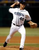 Doug Waetcher Tampa Bay Devil Rays 8X10