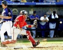 Hector Ortiz Washington Nationals 8X10